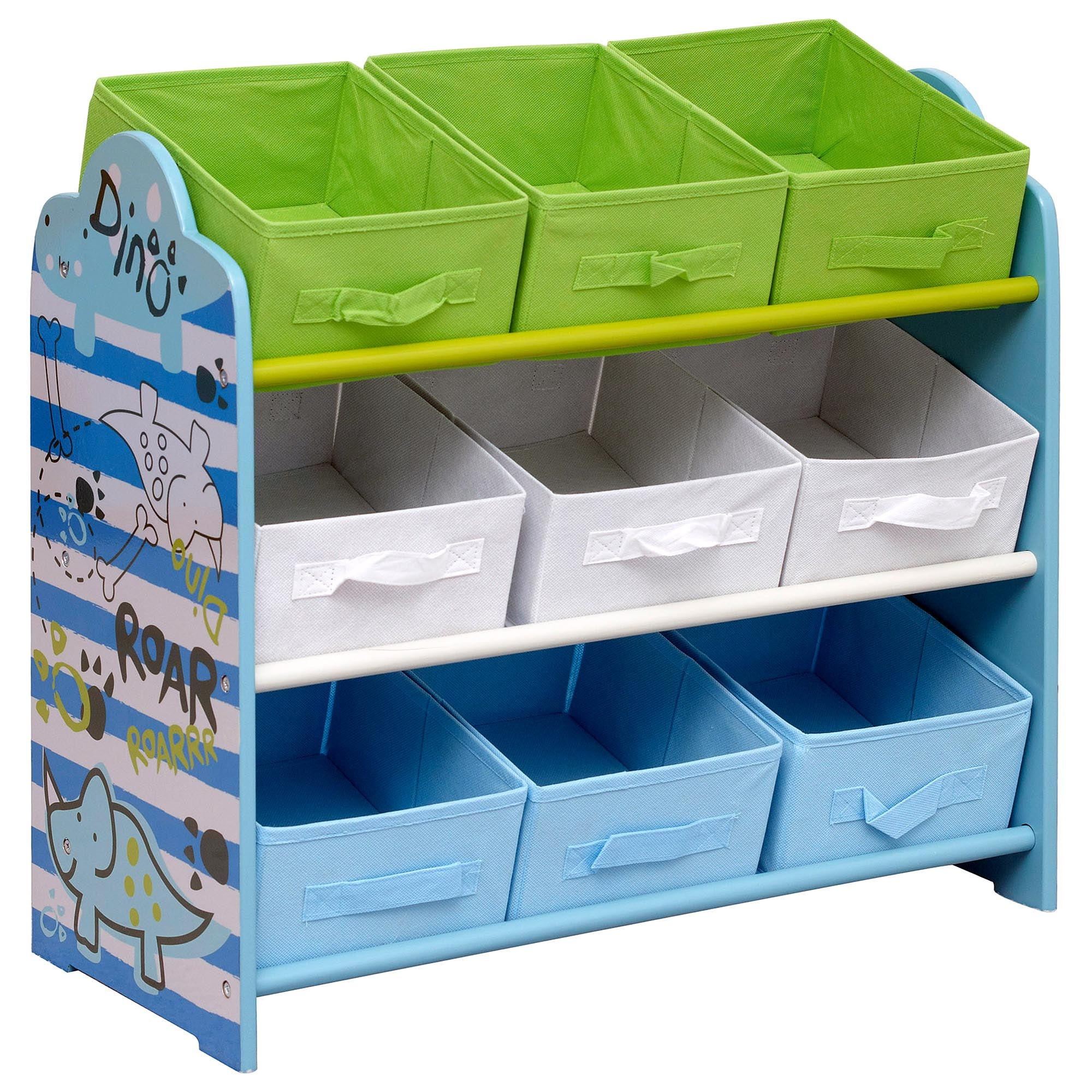 Kids Roaring Dino Collection Storage Tidy