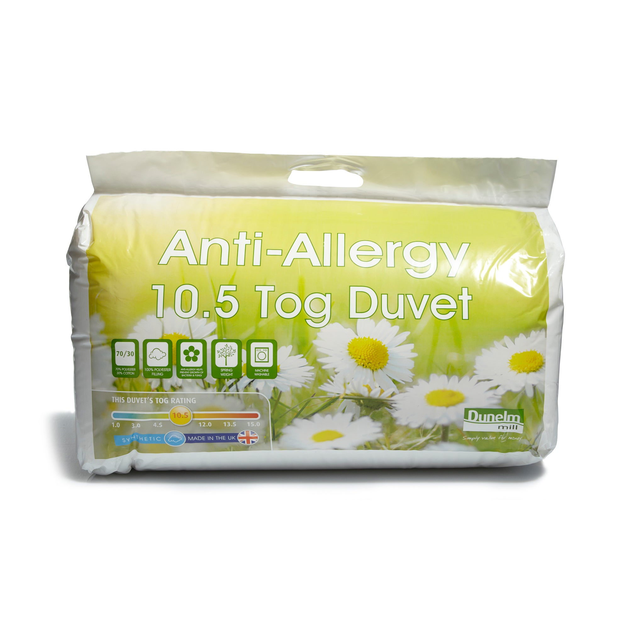 Anti Allergy 10.5 Tog Duvet
