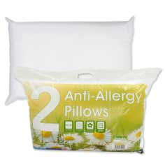 Pair of Anti Allergy Pillows