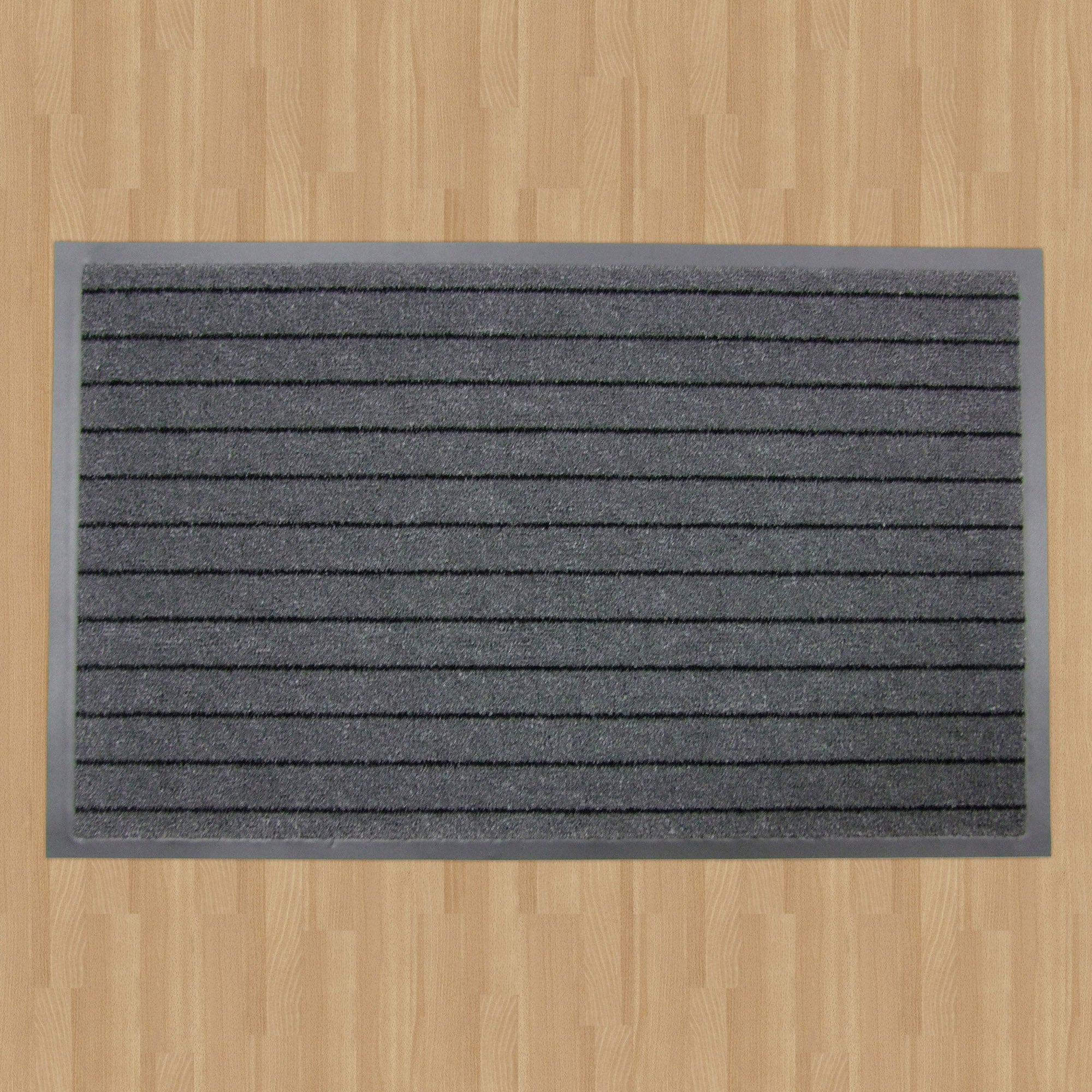 Funky Stripe Barrier Mat