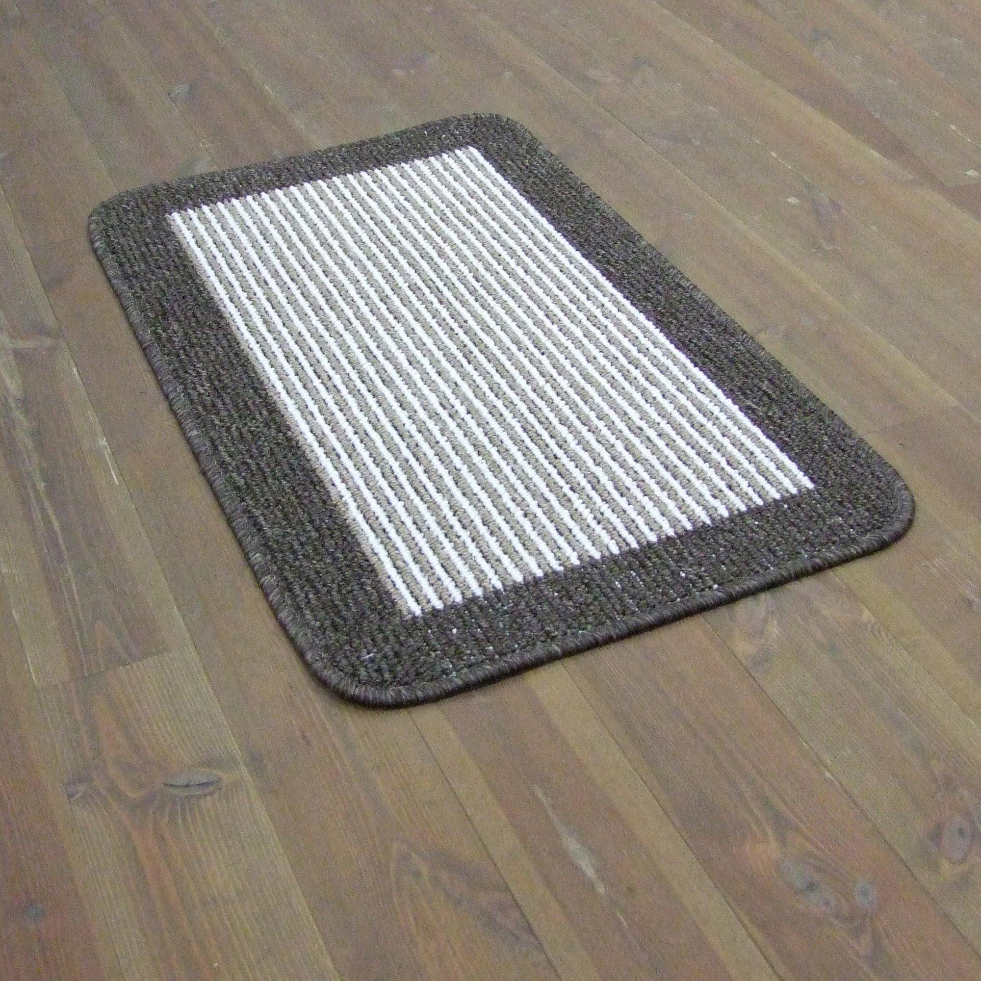 Tonal Stripe Mat