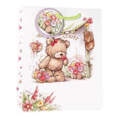 Simon Elvin Cute Bear Gift Bag