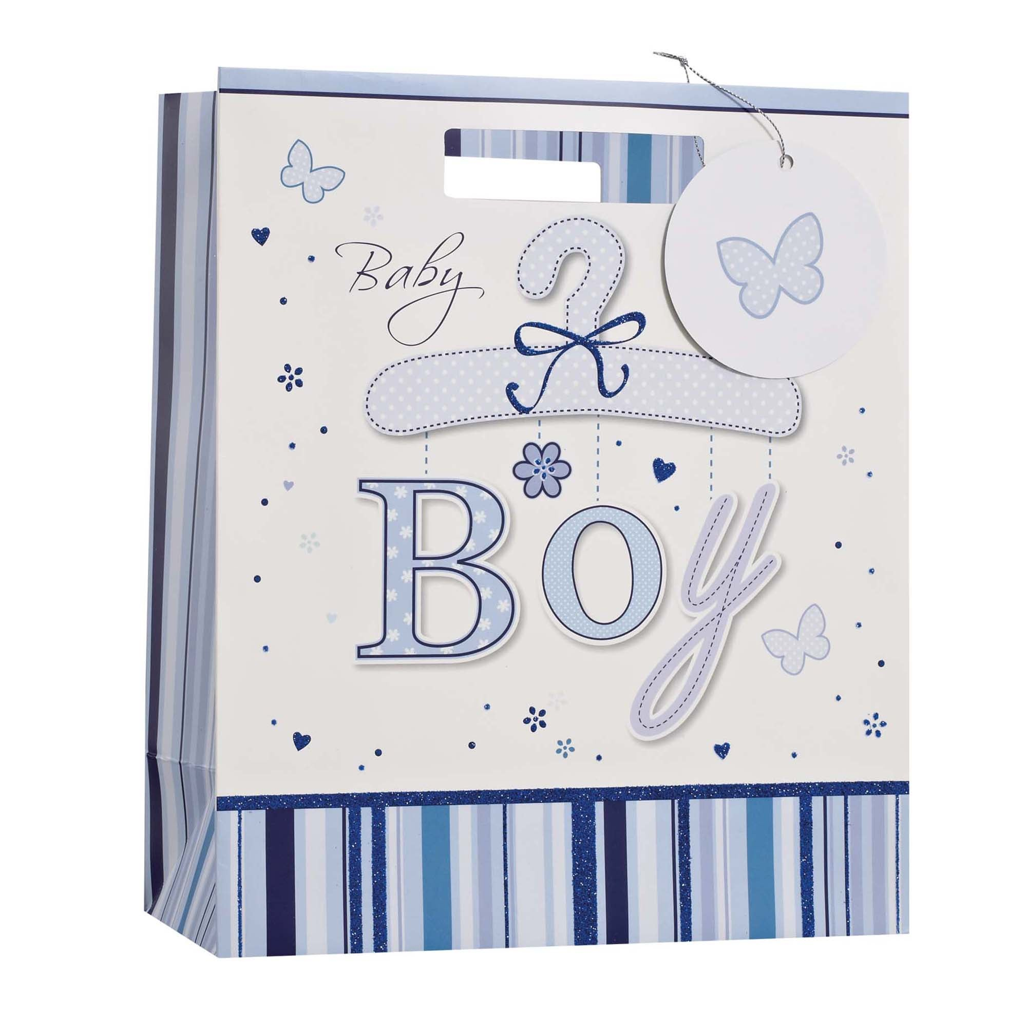 Simon Elvin Baby Boy Gift Bag