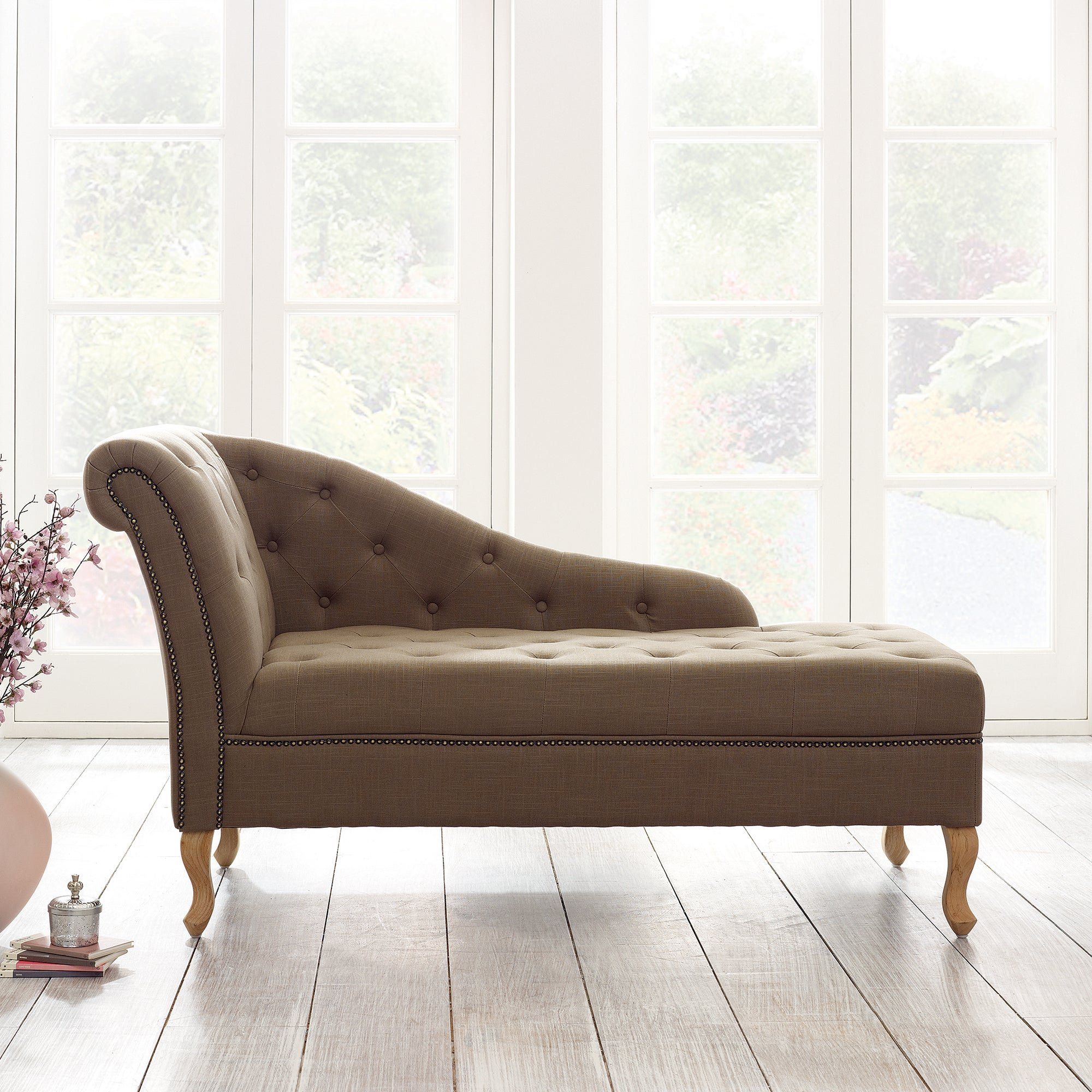 Mink Collette Chaise Longue