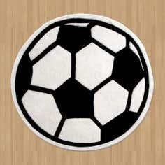 Kids Football Rug