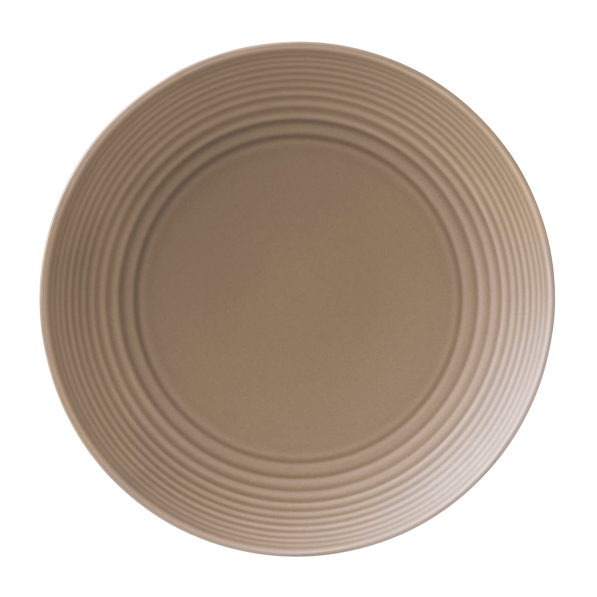 Taupe Gordon Ramsay Maze Collection Side Plate