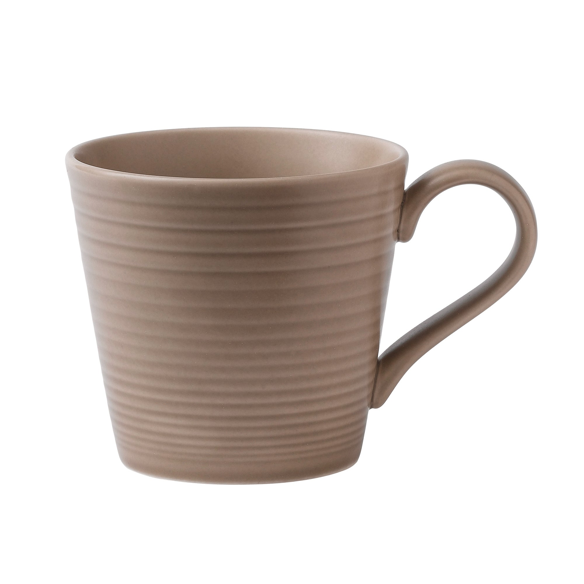 Taupe Gordon Ramsay Maze Collection Mug