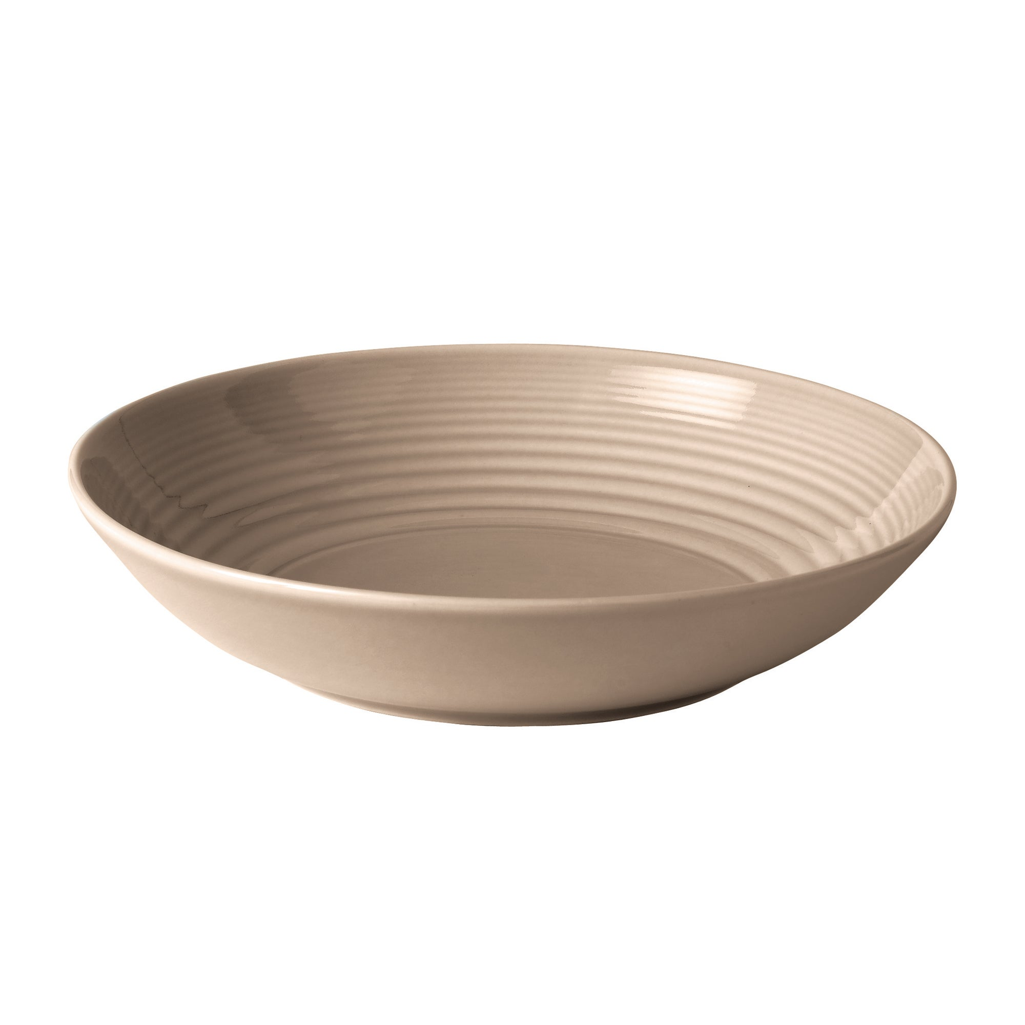 Taupe Gordon Ramsay Maze Collection Pasta Bowl