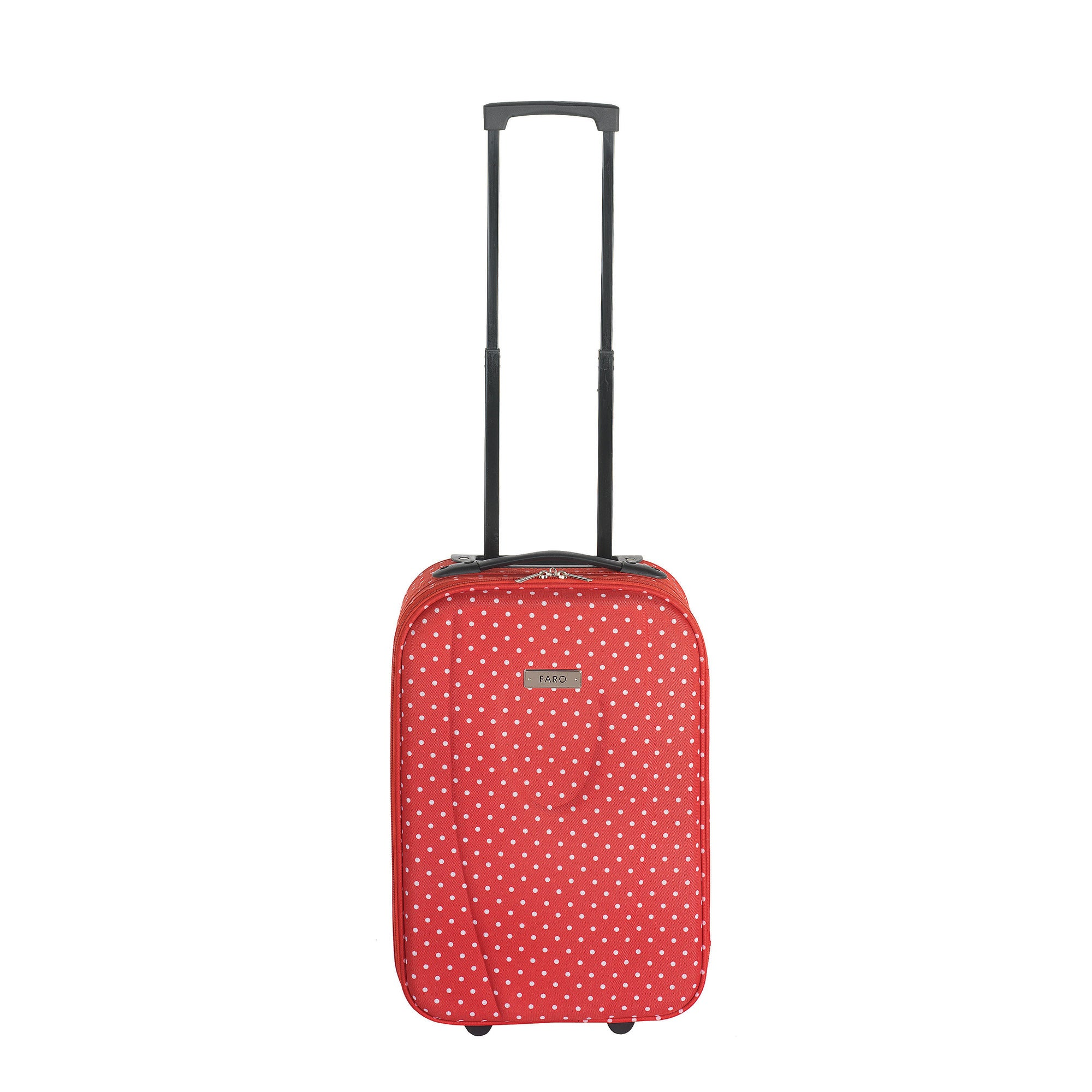 Faro Red Dot Cabin Suitcase