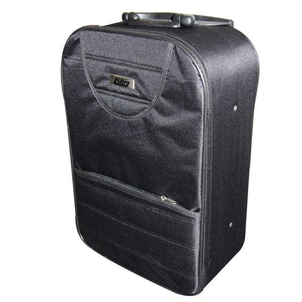 Black Zebra 16 Inch Cabin Suitcase