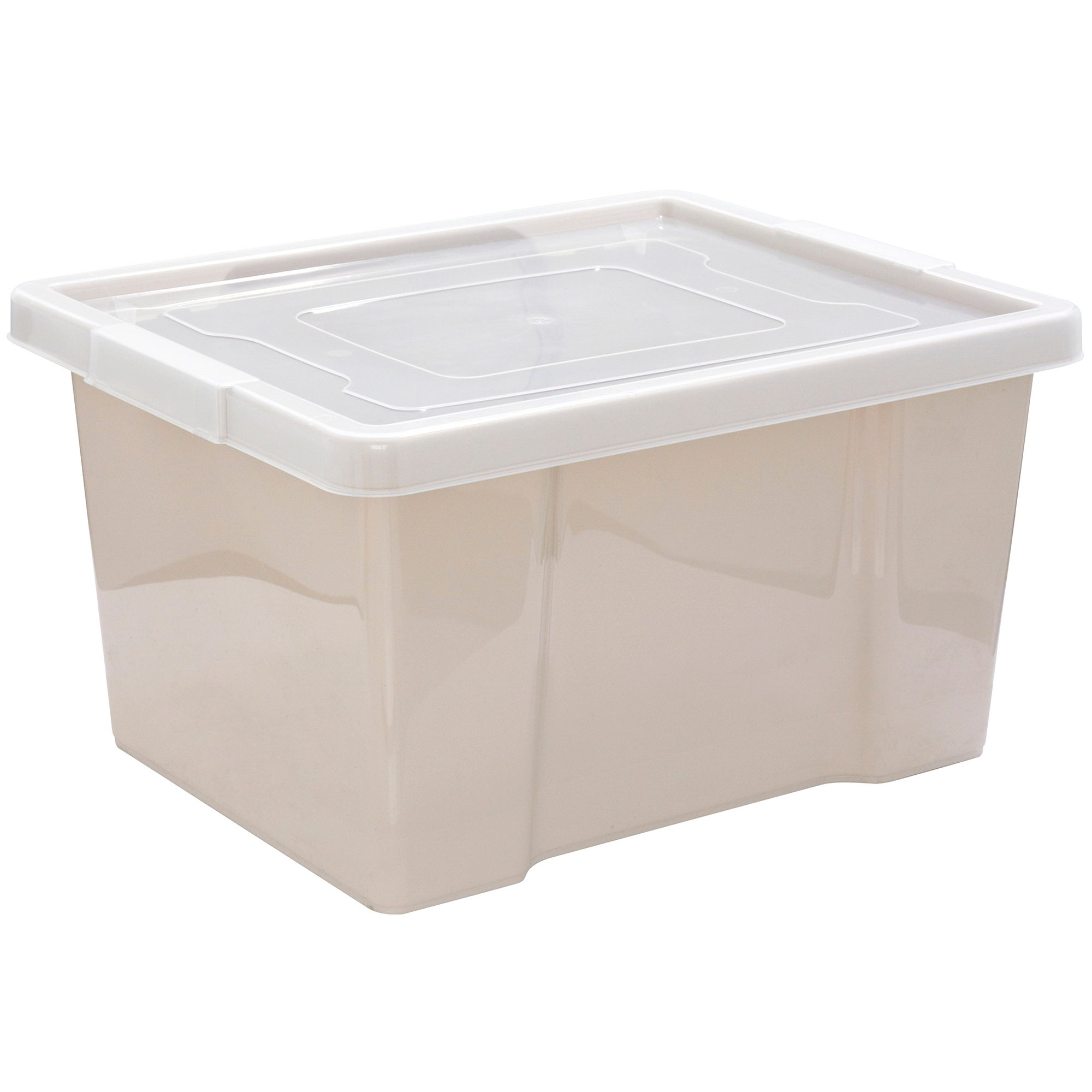 Simply Plastic Large Storage Box