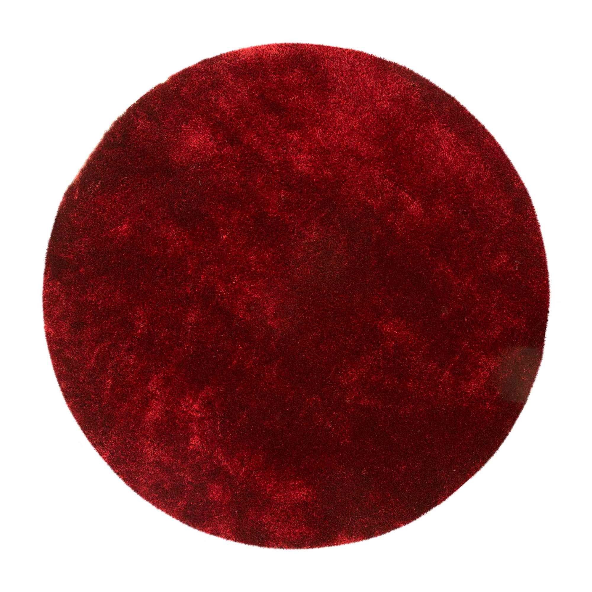 Indulgence Circle Shaggy Rug