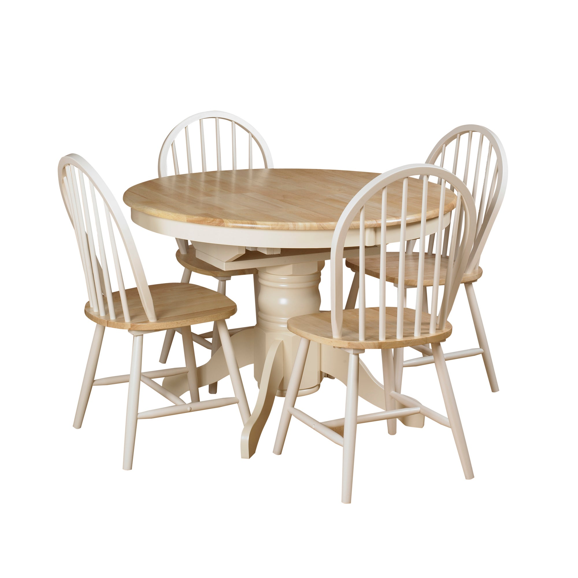 Cotswolds Ivory Round Table And Chairs Dunelm