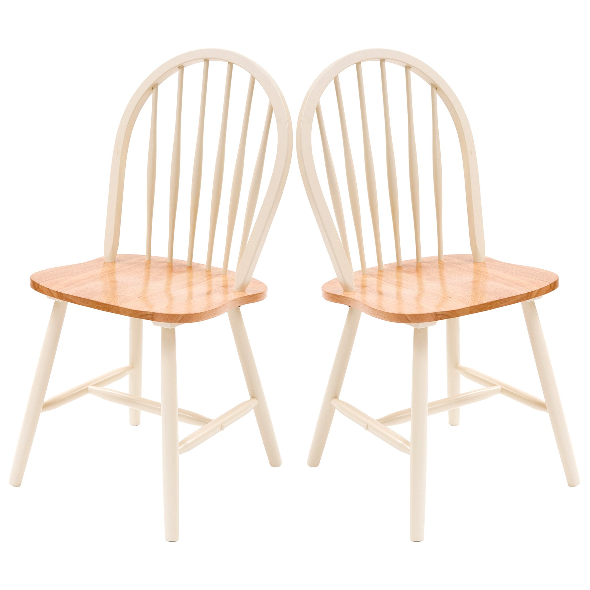 Cotswolds Ivory Pair of Chairs