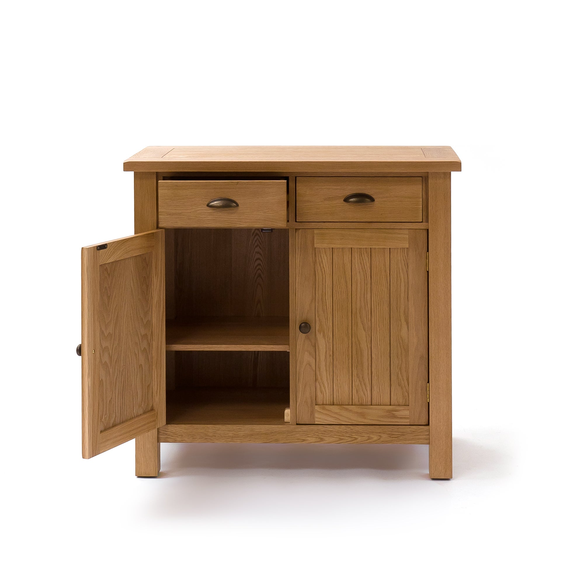 Stamford Natural Oak Small Sideboard