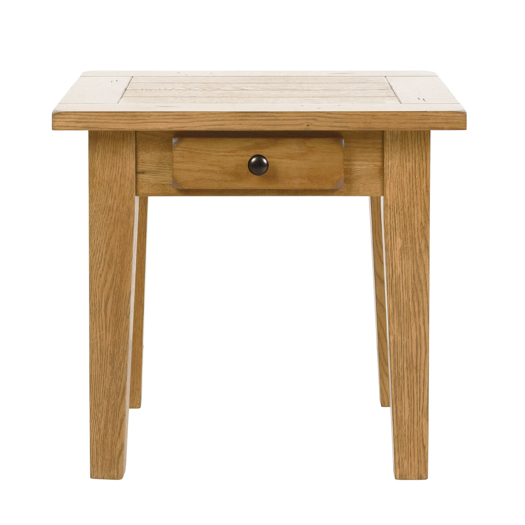Stamford Natural Oak Side Table