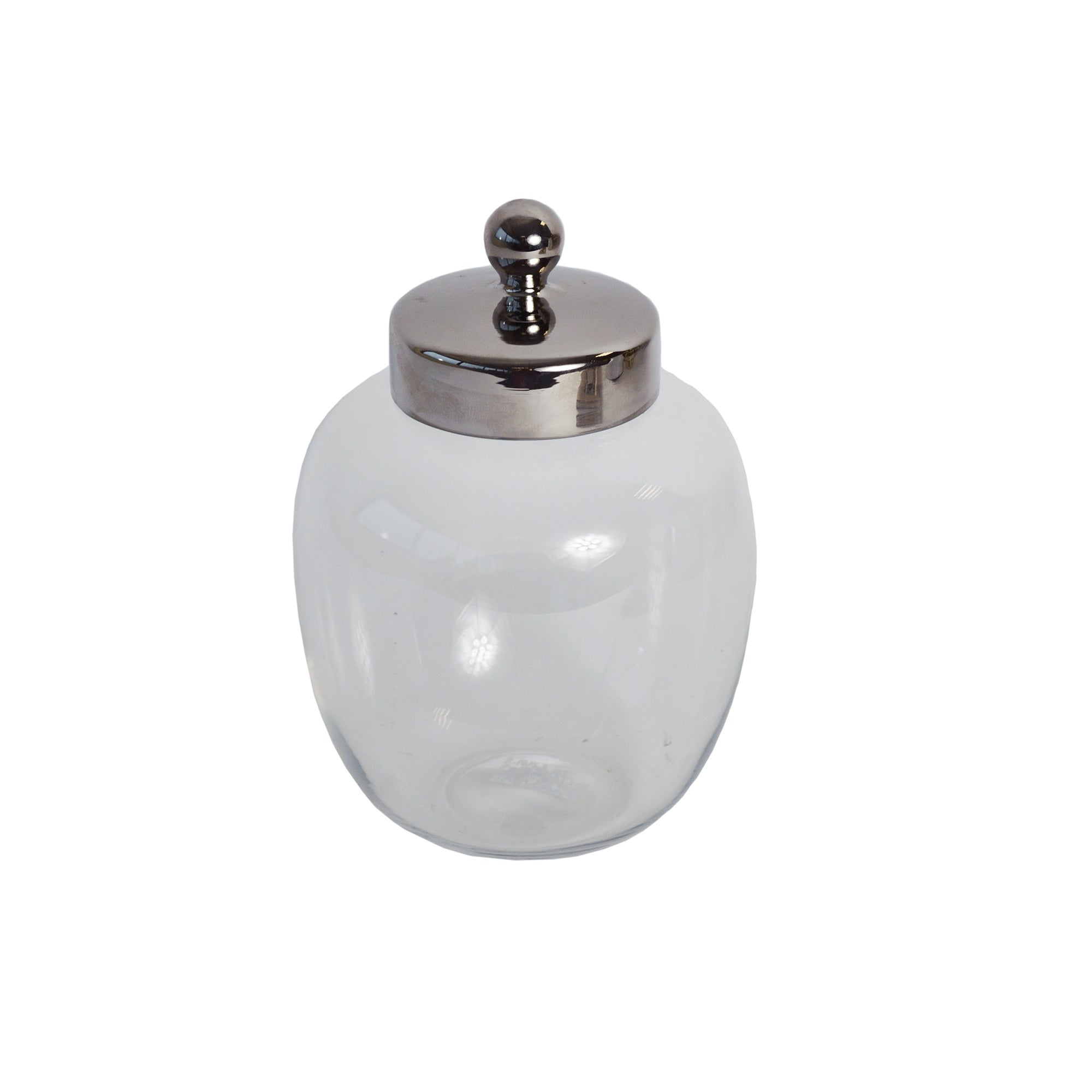Colonial Collection Glass Canister