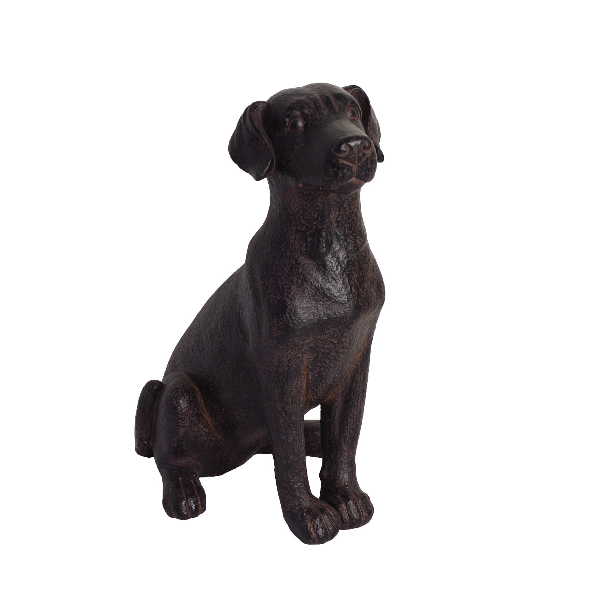 Colonial Collection Cast Iron Finish Dog