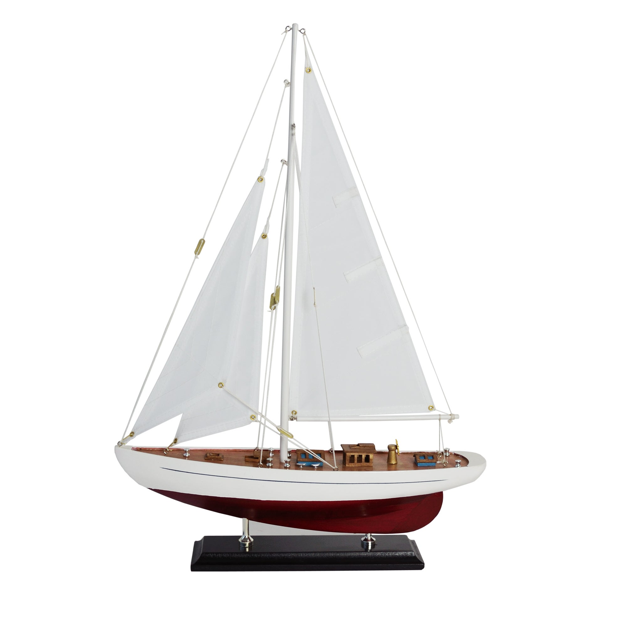 Colonial Collection Sailboat