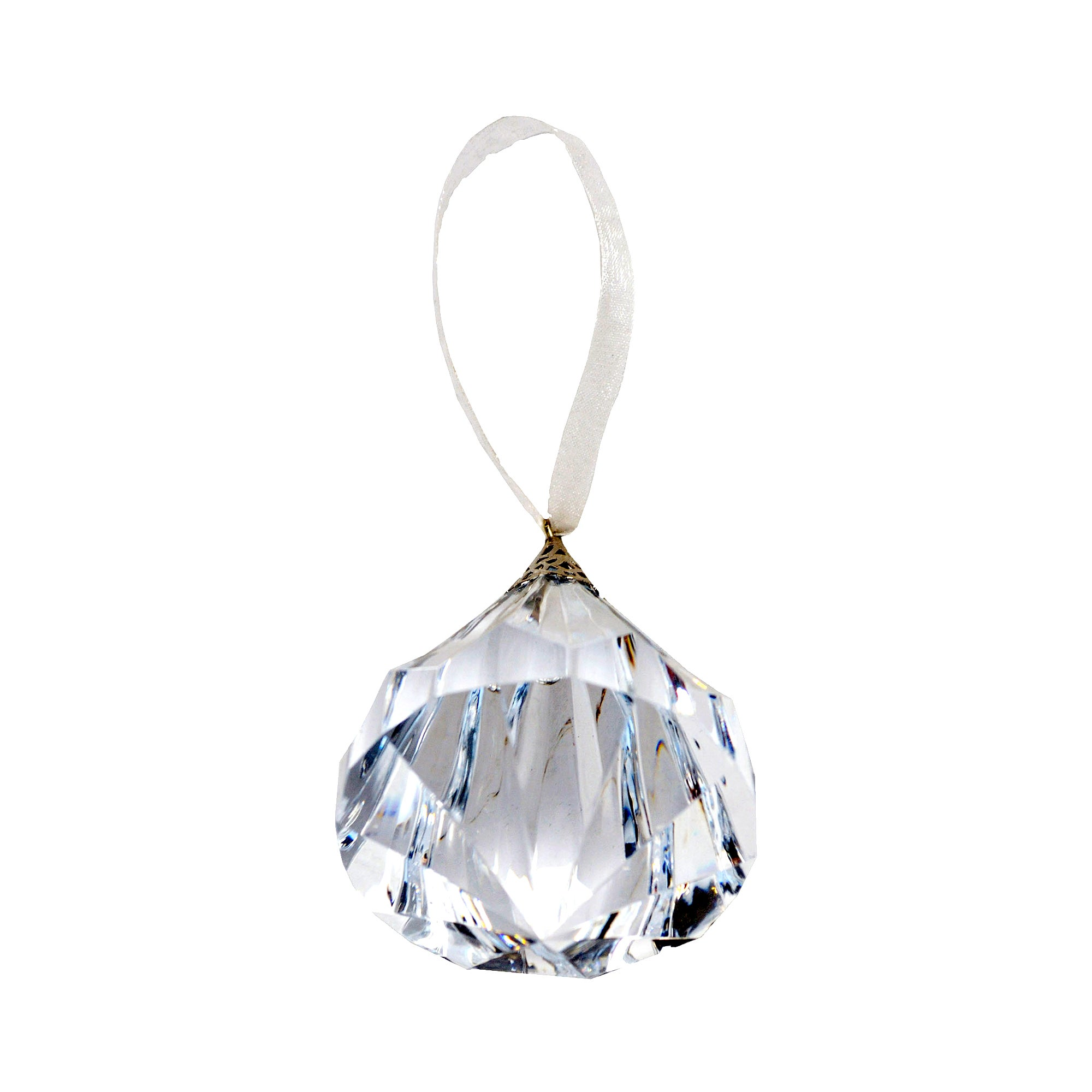 Plum Pudding Collection Hanging Teardrop Jewel