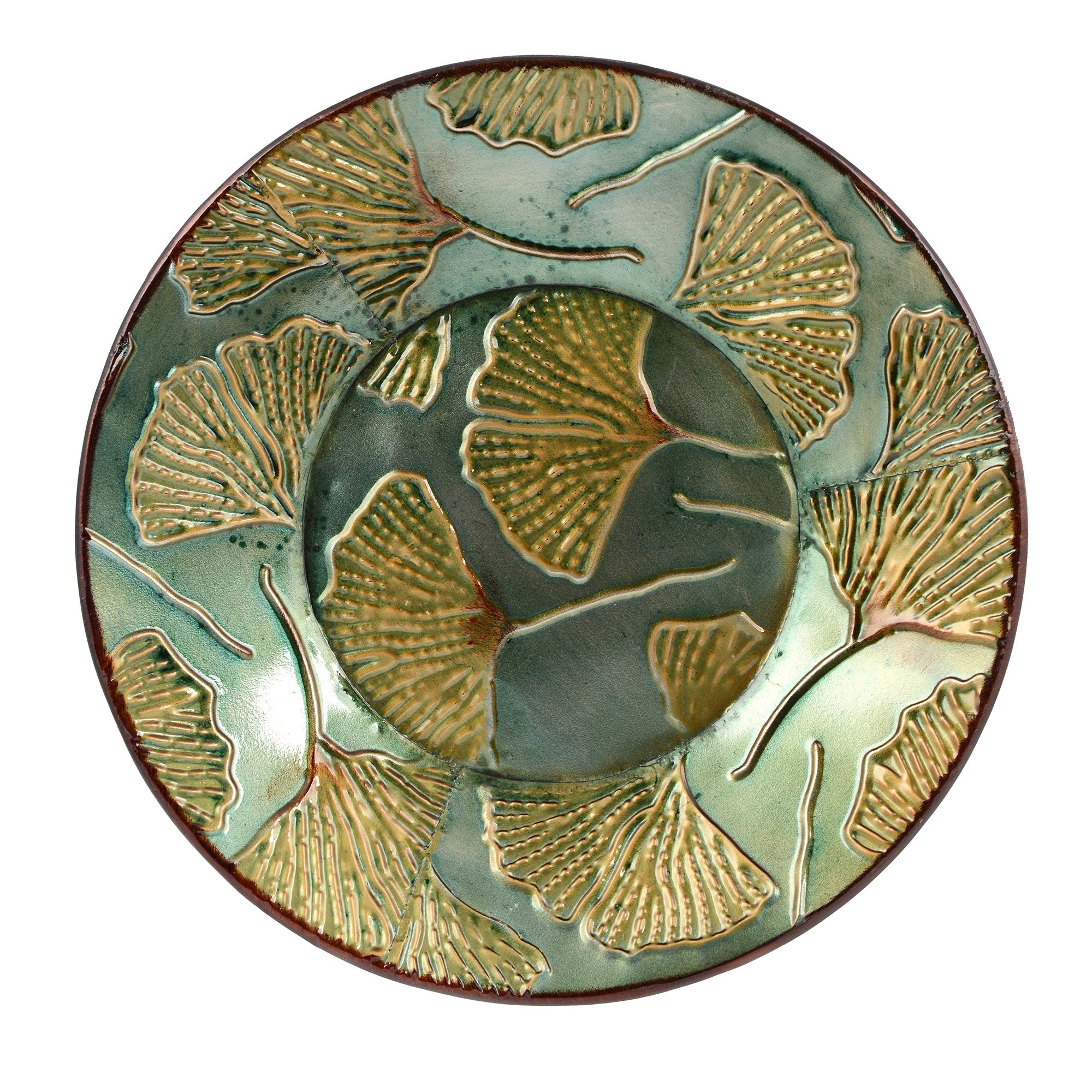 Global Fusion Collection Ginko Plate
