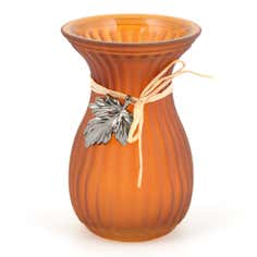 Woodland Retreat Collection Glass Vase