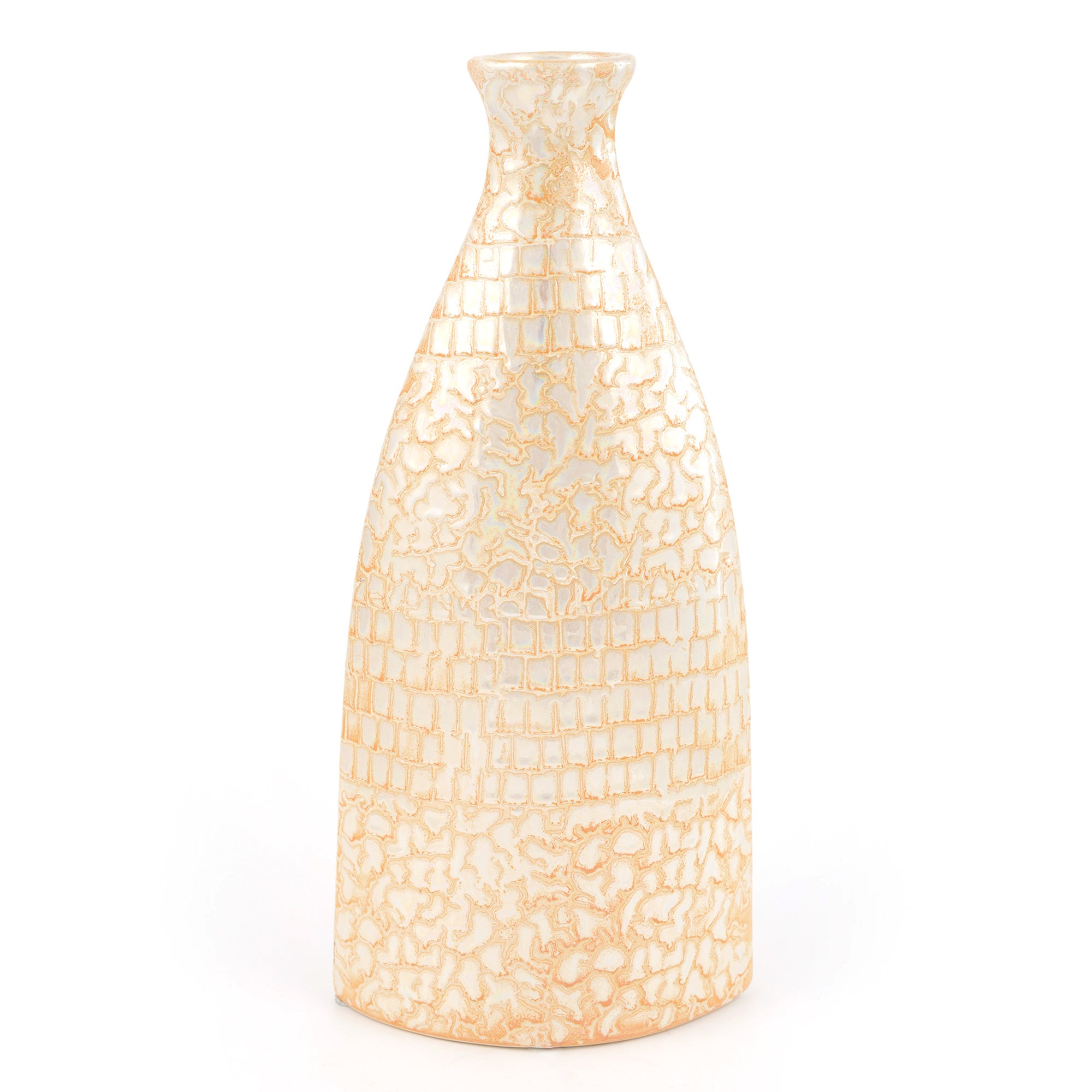 Woodland Retreat Collection Pearlised Vase