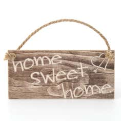 Woodland Retreat Collection Hanging Plaque
