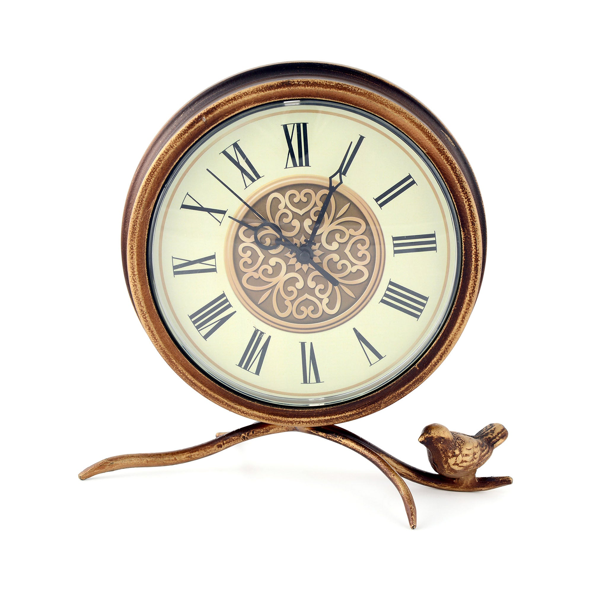 Woodland Retreat Bird Clock