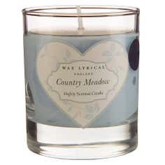 Wax Lyrical Country Meadow Wax Filled Glass Candle