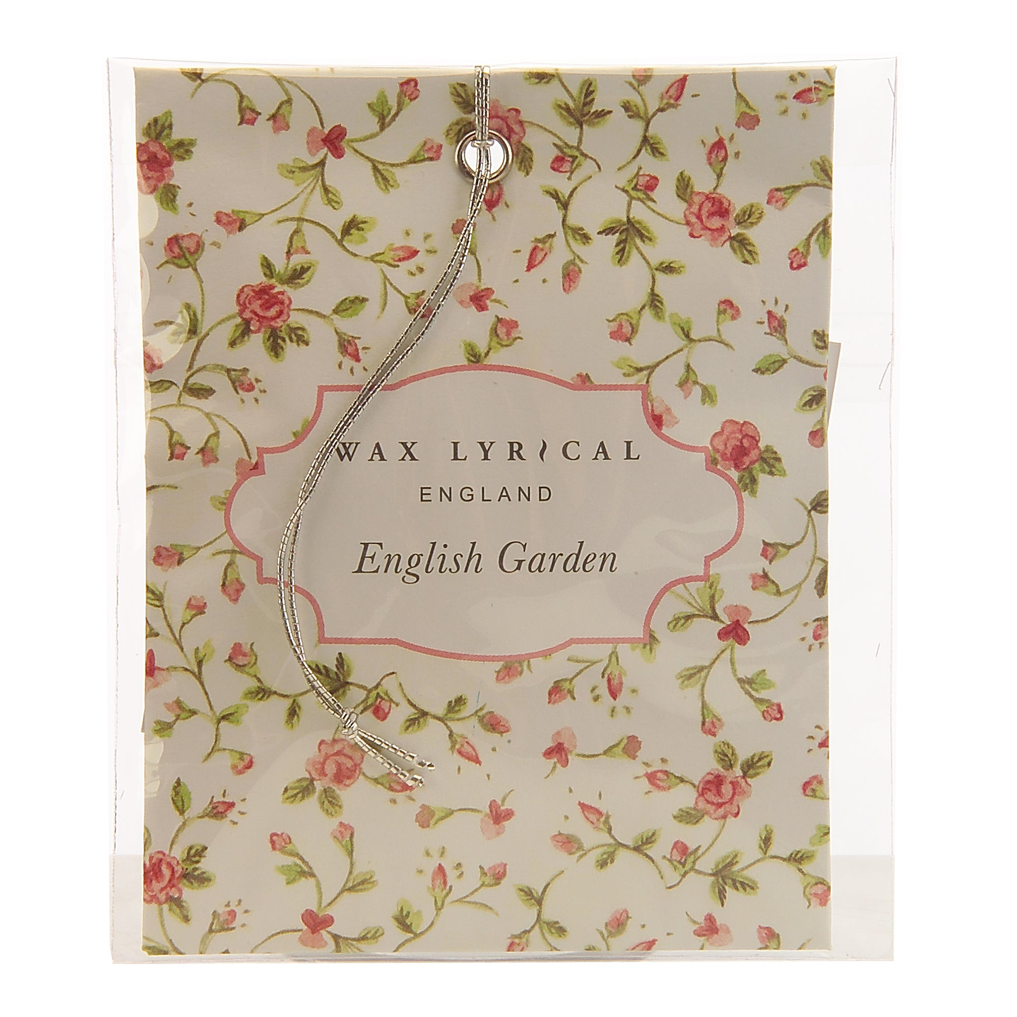 Wax Lyrical English Garden Car Air Freshener