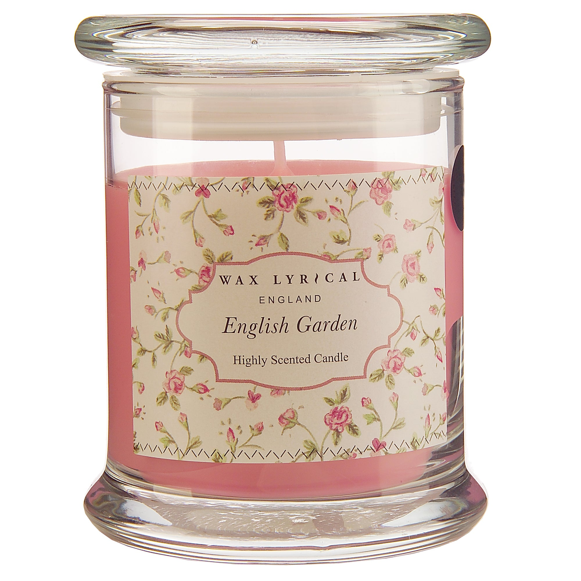 Wax Lyrical English Garden Wax Filled Jar Large Candle
