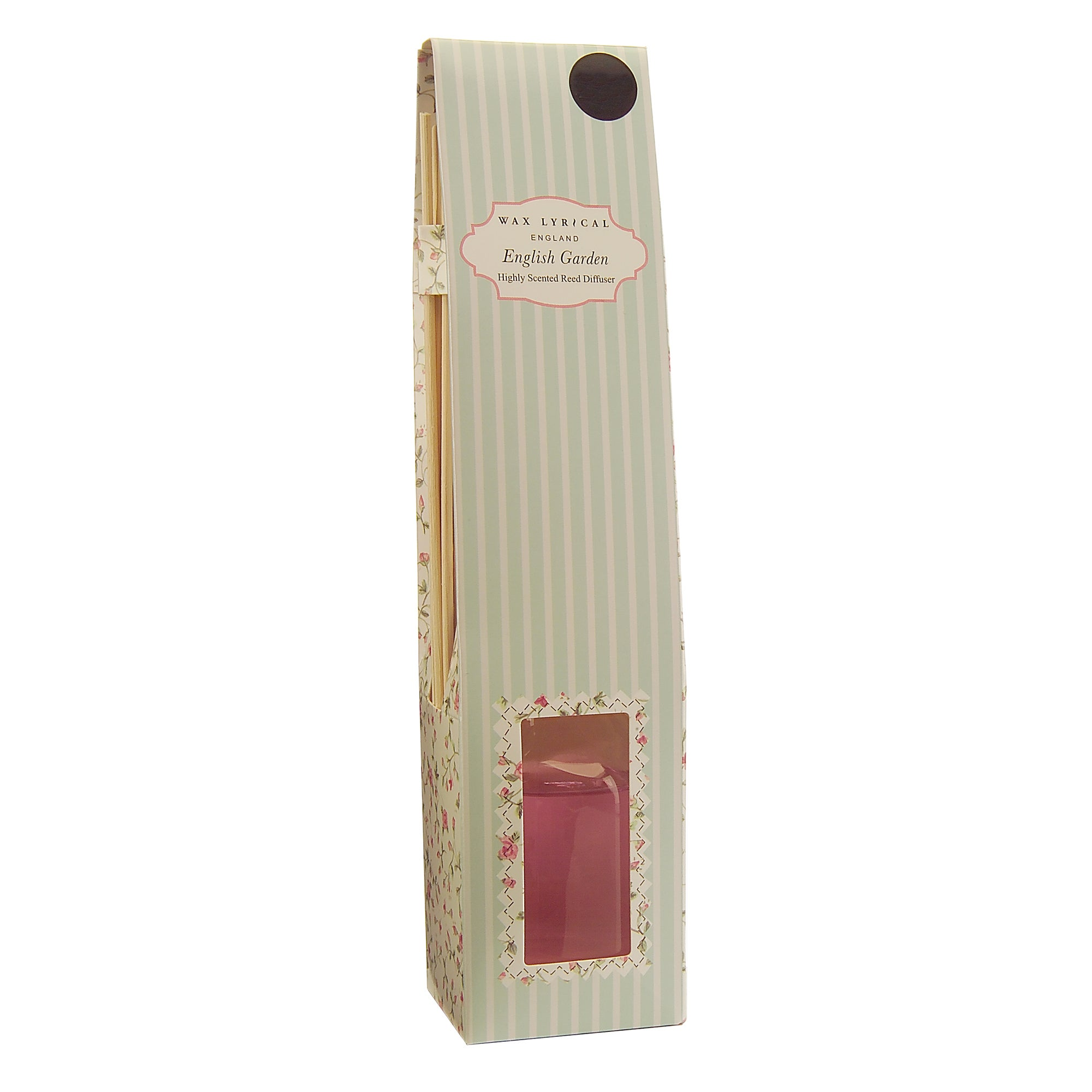 Wax Lyrical English Garden 100ml Reed Diffuser