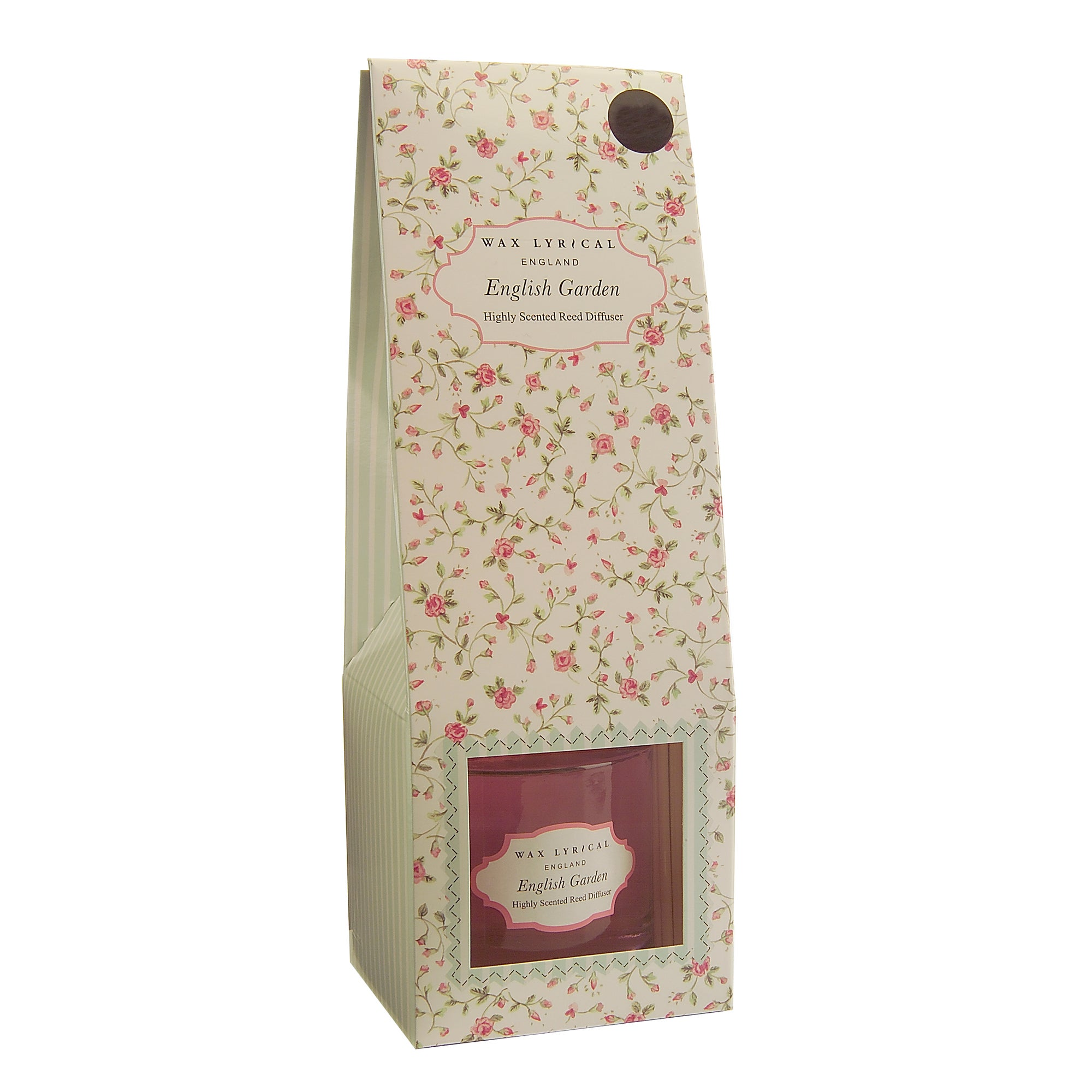 Wax Lyrical English Garden 200ml Reed Diffuser