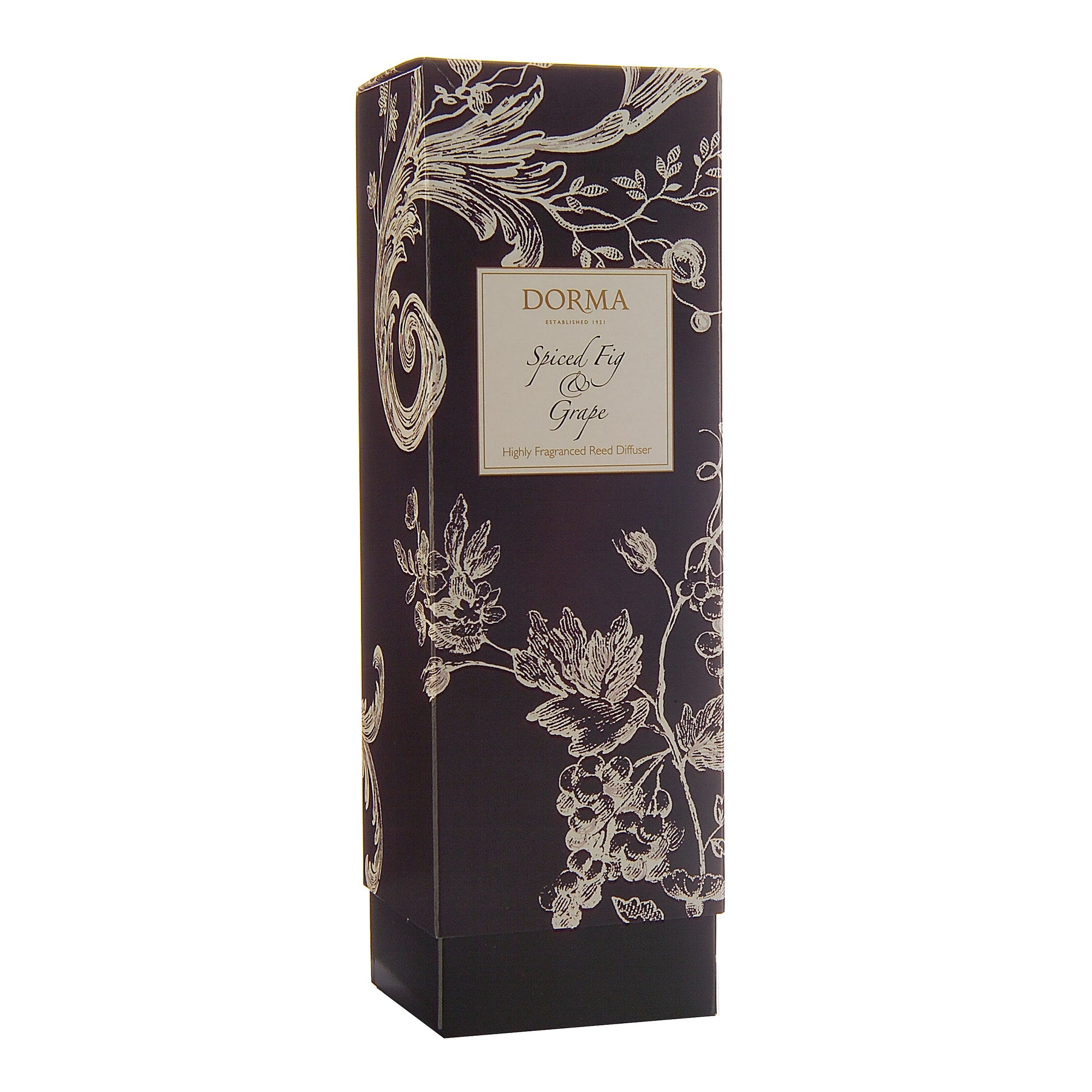 Dorma Spiced Fig and Grape 100ml Reed Diffuser