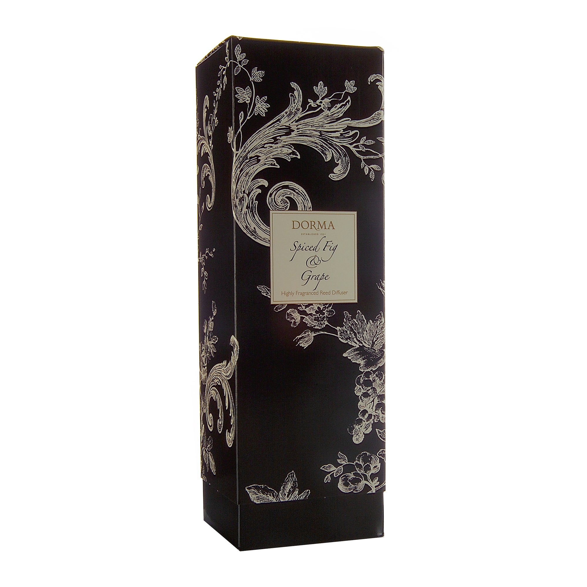 Dorma Spiced Fig and Grape 200ml Reed Diffuser