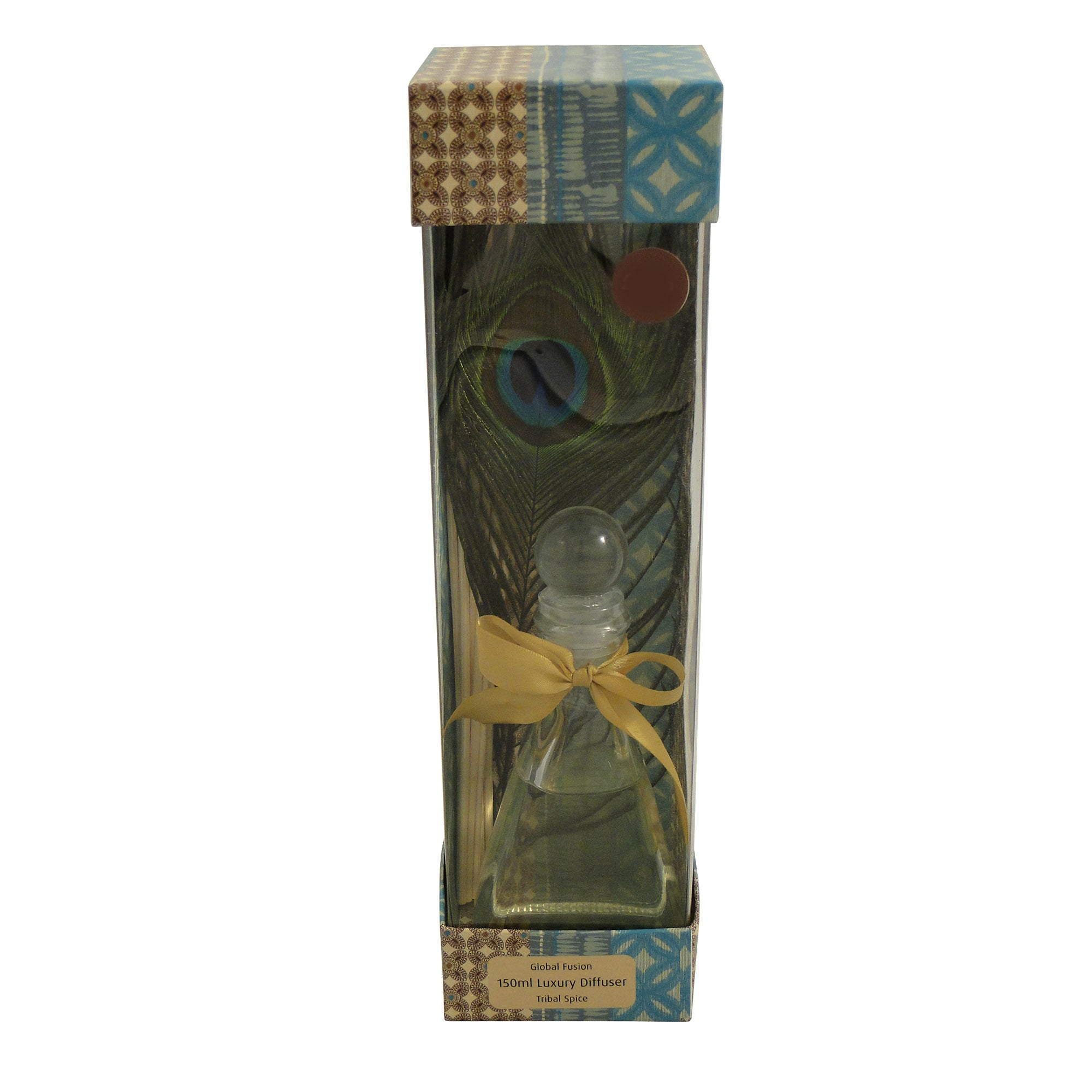 Global Fusion Tribal Spice 150ml Reed Diffuser