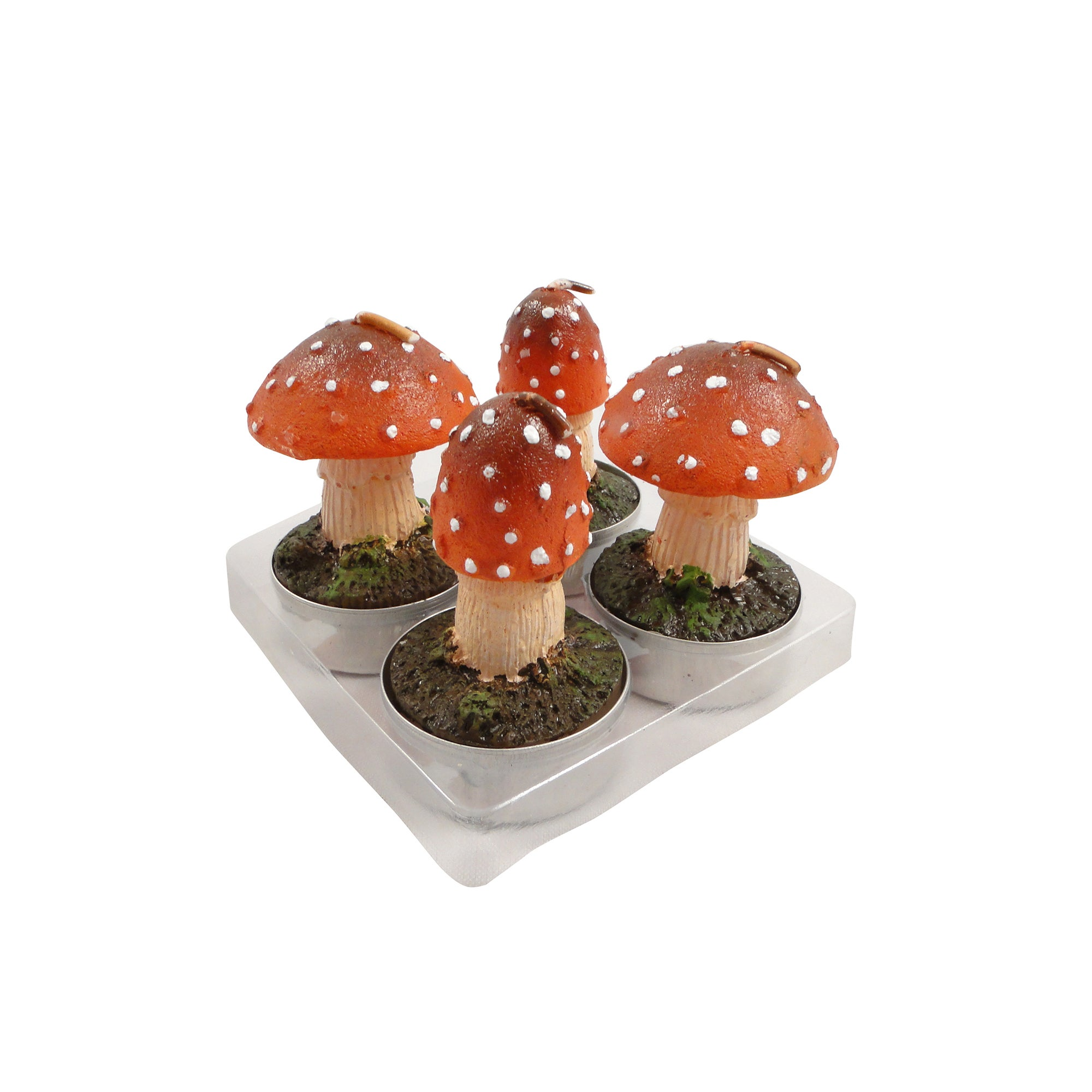 Woodland Toadstool Tea Lights