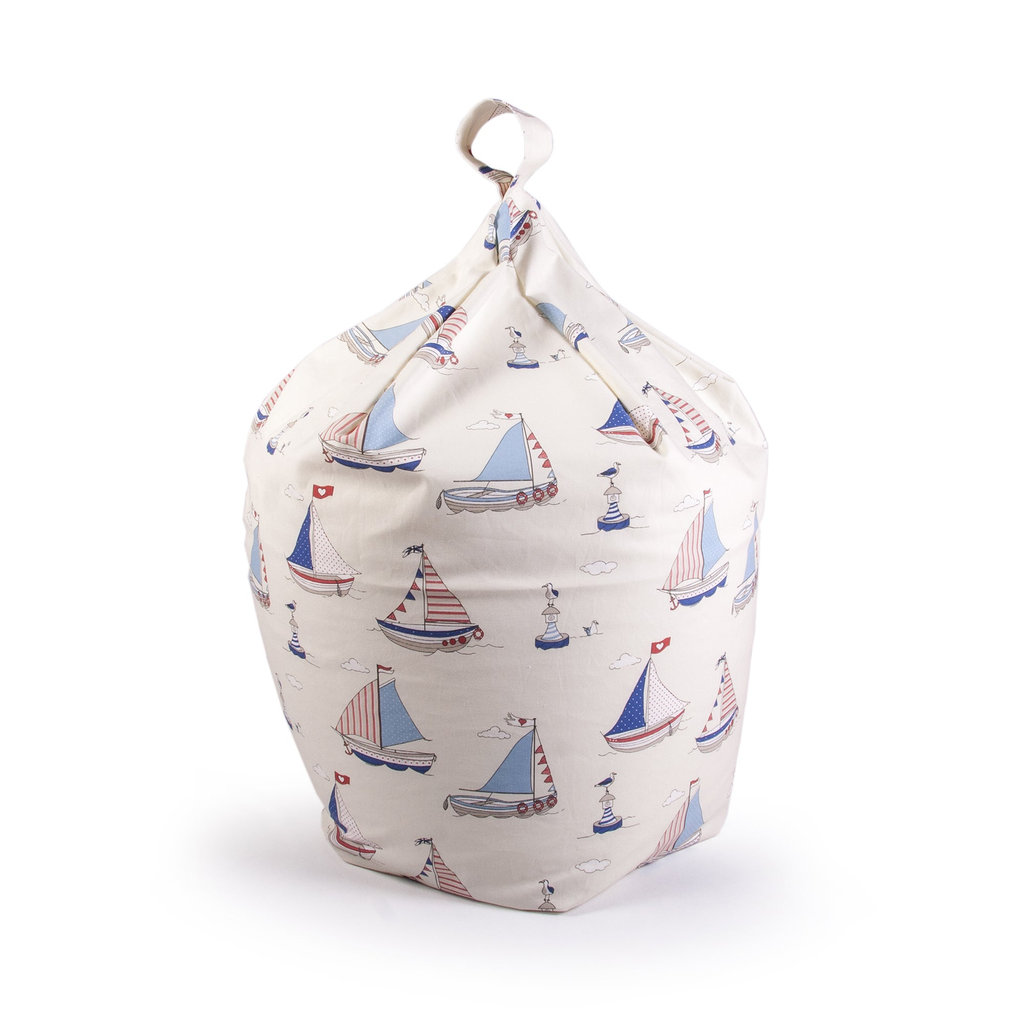 Sailing Boats Bean Bag