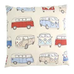 Camper Van Cushion Cover