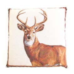 Stag Cushion Cover