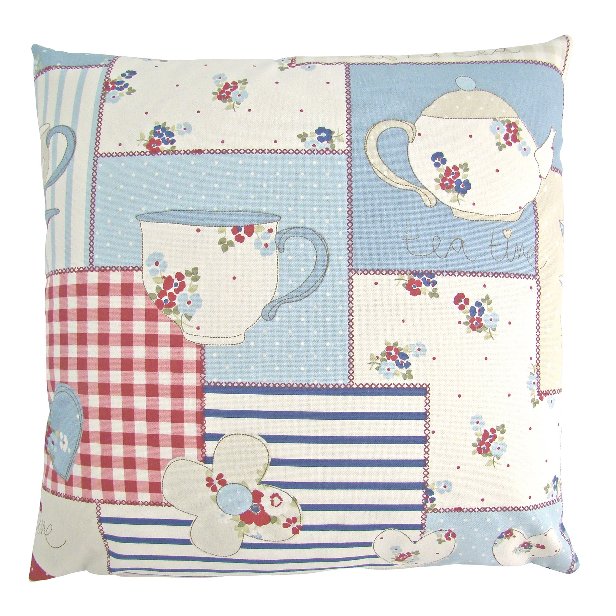 Two For Tea Cushion Cover
