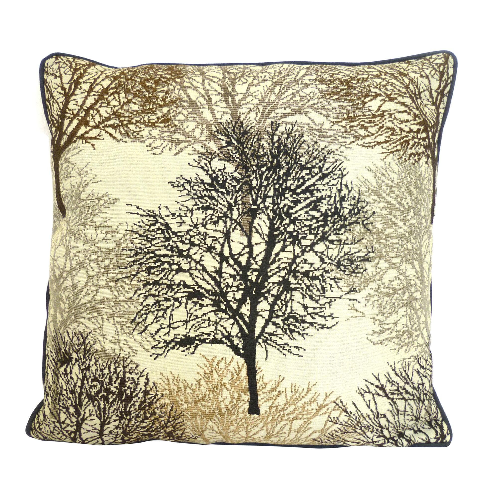 Tree Jaquard Cushion