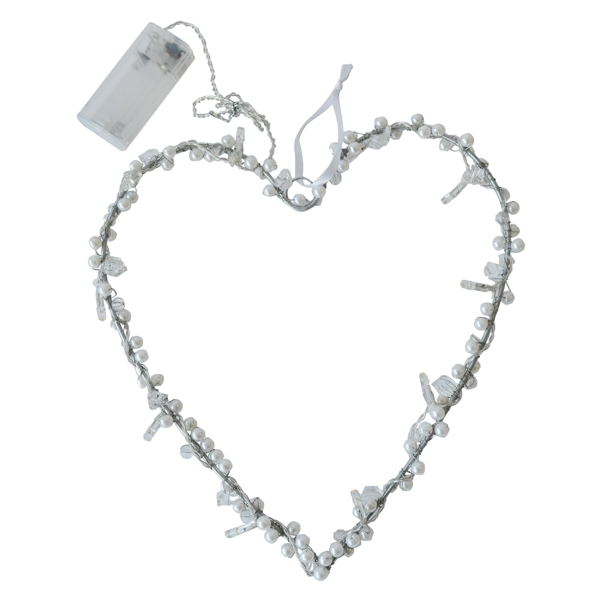 Light Up Hanging Heart
