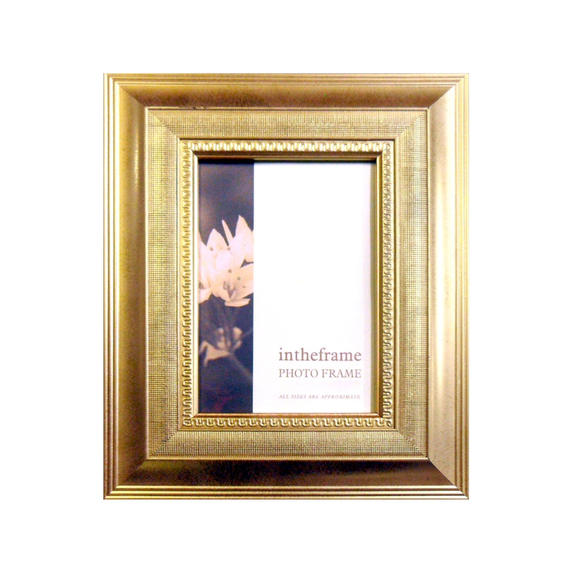 Regency Photo Frame Gold