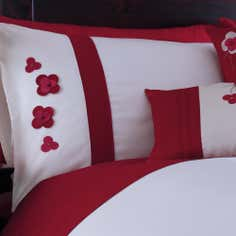 Red Blossom Trail Collection Housewife Pillowcase