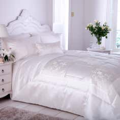 Ivory Clarence Collection Bedspread