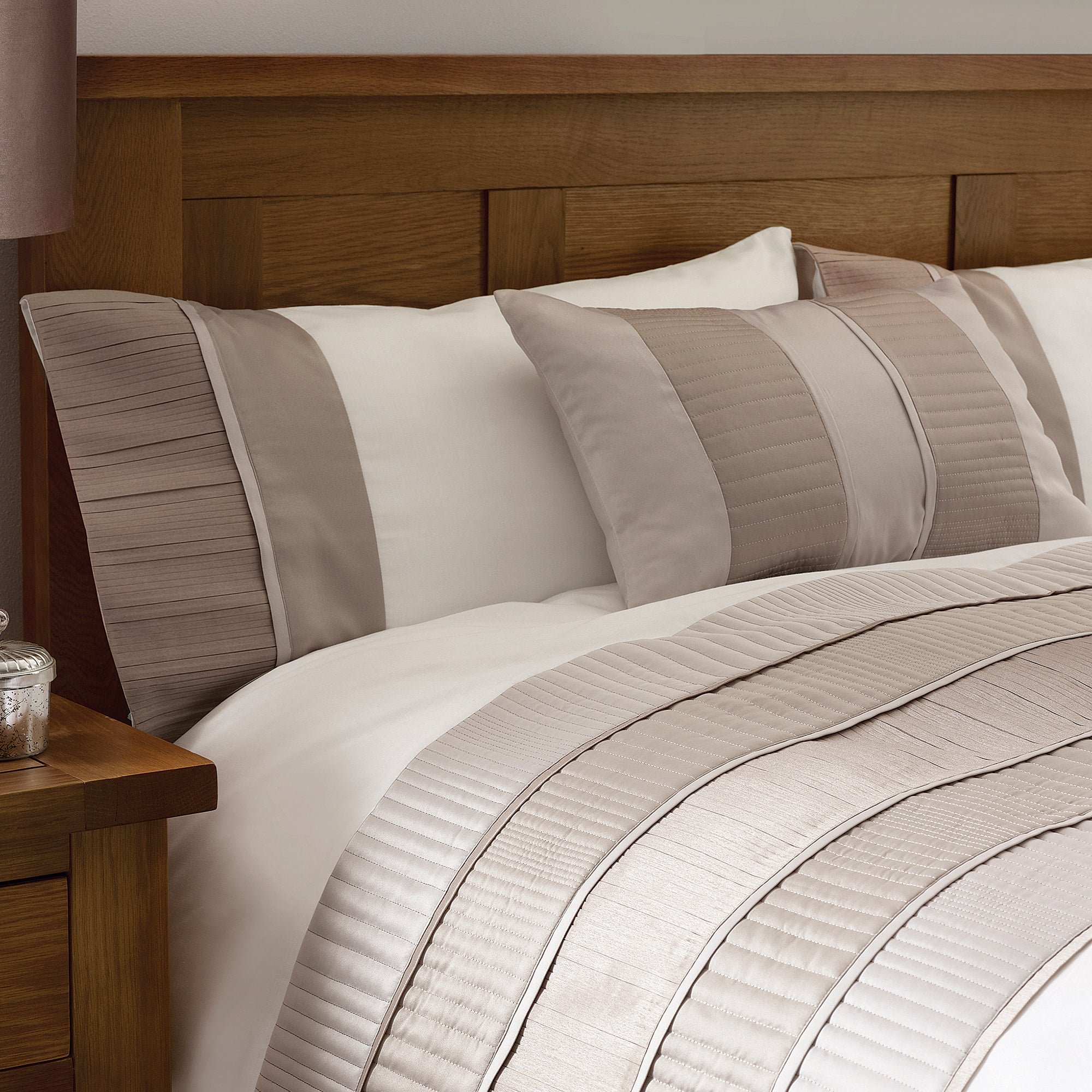 Latte Clermont Bedlinen Collection