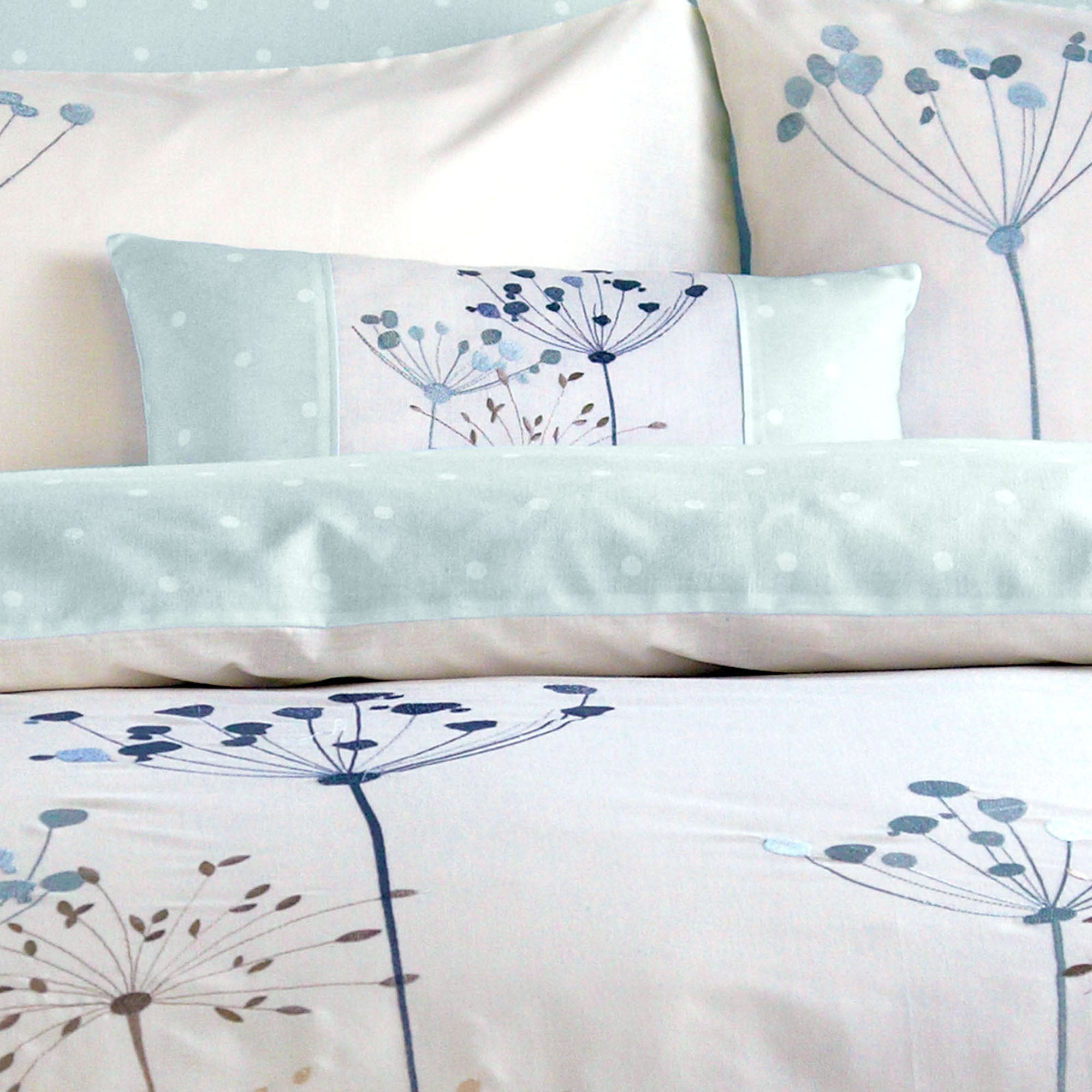 Cow Parsley Collection Boudoir Cushion