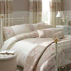 Ivory Gracie Collection Duvet Cover